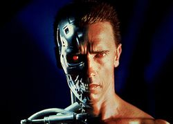 The Terminator, inside and out